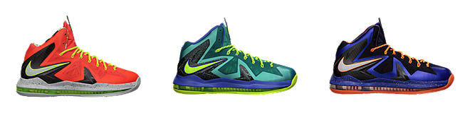 LeBron X PS Elite