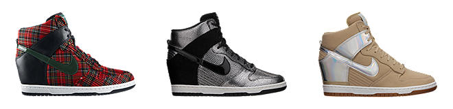 Nike Dunk Sky Hi London