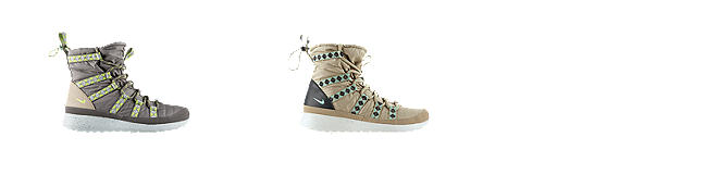 Chaussure montante Nike Roshe Run Hi SneakerBoot