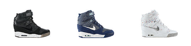 Nike Air Revolution Sky Hi QS (New York)
