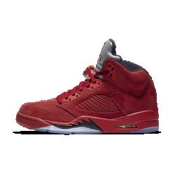 Мужские кроссовки Air Jordan 5 RetroМужские кроссовки Air Jordan 5 Retro с конструкцией, символизирующей полет, созданы на основе оригинальной модели Nike от Тинкера Хэтфилда.<br>