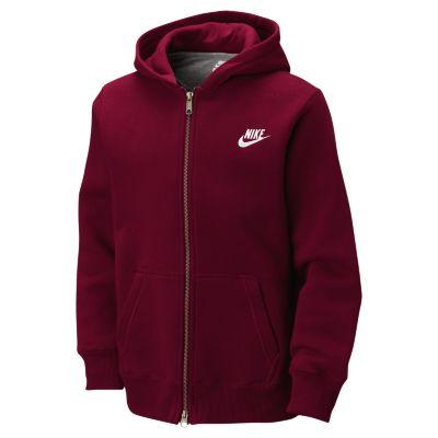 Nike Global Fleece Full Zip Boys Hoodie