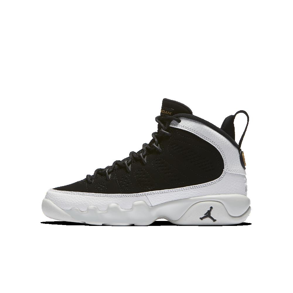 0b0af3502efc Air Jordan 9 Retro Big Kids  Shoe