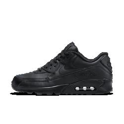 Мужские кроссовки Nike Air Max 90 LeatherМужские кроссовки Nike Air Max 90 Leather с легендарным силуэтом и видимой вставкой Air обеспечивают выдающийся уровень комфорта в классическом образе.<br>