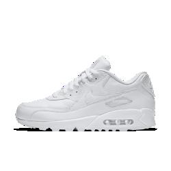 Мужские кроссовки Nike Air Max 90 LeatherМужские кроссовки Nike Air Max 90 Leather имеют классическую конструкцию и систему амортизации как у легендарной оригинальной модели 1990 года.<br>