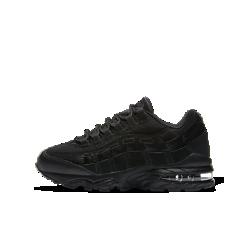 Кроссовки для школьников Nike Air Max 95Вдохновленные классической моделью 90-х годов, кроссовки для школьников Nike Air Max 95 с воздухопроницаемым верхом и амортизацией Max Air обеспечивают комфорт и защиту от ударных нагрузок.<br>
