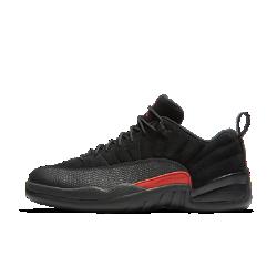 Мужские кроссовки Air Jordan 12 Retro LowМужские кроссовки Air Jordan 12 Retro Low с классическим силуэтом и низким профилем обеспечивают превосходную амортизацию и комфорт, а легендарные элементы создают превосходный образ.<br>