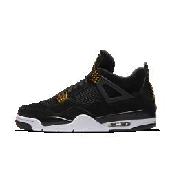 Мужские кроссовки Air Jordan 4 RetroОдна из самых популярных моделей в винтажном стиле — мужские кроссовки Air Jordan 4 Retro. Благодаря боковой поддержке голеностопа и инновационным материалам верха кроссовки обеспечивают идеальную посадку и комфорт.<br>