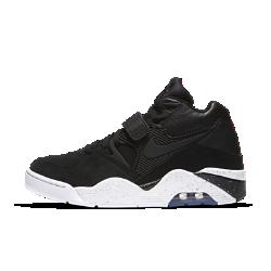Мужские кроссовки Nike Air Force 180Мужские кроссовки Nike Air Force 180 предстают в высоком профиле с видимой амортизирующей вставкой Air для комфорта на каждый день и создания ретрообраза в баскетбольном стиле.  Преимущества  Кожаные и литые резиновые накладки обеспечивают прочность и поддержку Регулируемый ремешок в средней части стопы для надежной фиксации Высокий мягкий бортик для поддержки и комфорта Эластичные желобки для естественной свободы движений Прочная подошва из пеноматериала для комфортного бега Конструкция  Легендарные кроссовки Nike Air Force 180 получили свое название от видимой вставки Nike Air в области пятке объемом 180. Модель Air Force 180, появившаяся в 1990-х, содержала рекордный объем воздуха для максимальной амортизации для высоких, но подвижных звезд баскетбола. Регулируемый ремешок в средней части стопы создает уникальный стиль и обеспечивает дополнительную стабилизацию на площадке, а перфорация обеспечивает вентиляцию и комфорт. Для дополнительной гибкости в средней части стопы кроссовок Air Force180 добавлены эластичные желобки.<br>