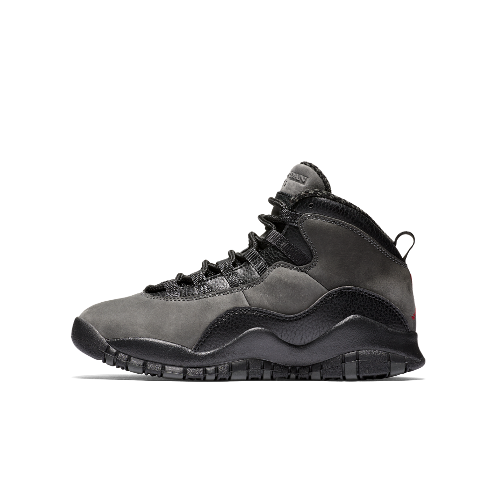65f7fd8cd5 Check out Air Jordan Retro 10 Big Kids' Shoe, by Nike Size 6.5Y (Grey) -  ShopYourWay