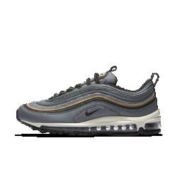 Мужские кроссовки Nike Air Max 97 PremiumМужские кроссовки Nike Air Max 97 Premium с обтекаемым комбинированным верхом и классической амортизацией обеспечивают длительный комфорт.<br>