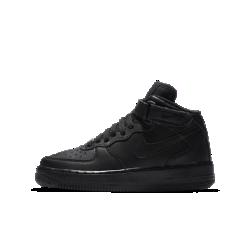 Кроссовки для школьников Nike Air Force 1 Mid 06Новое воплощение легенды: кроссовки для школьников Nike Air Force 1 Mid 06. Они выполнены в стиле оригинала 1982 года и сохранили ту же превосходную амортизацию Nike Air.<br>