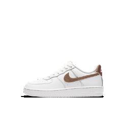 Кроссовки для девочек дошкольного возраста Nike Air Force 1 LowКроссовки для девочек дошкольного возраста Nike Air Force 1 Low с верхом из первоклассной кожи в легендарном профиле создают классический образ и выдерживают любые испытания на прочность.<br>