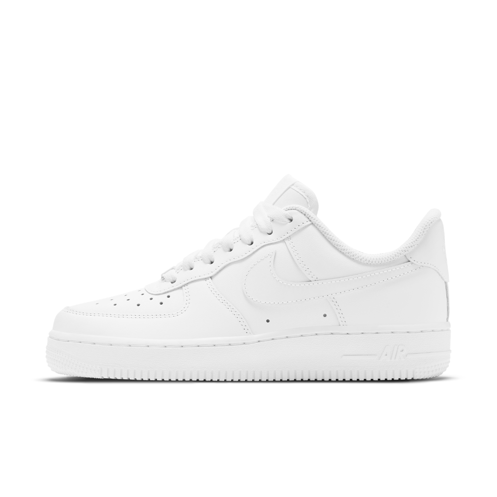 best service 1b224 cb1aa Check out Nike Air Force 1 '07 Women's Shoe Size 8.5 (White) - ShopYourWay