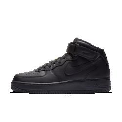 Мужские кроссовки Nike Air Force 1 Mid 07Мужские кроссовки Nike Air Force 1 Mid 07 в баскетбольном стиле с верхом из кожи и текстиля для непревзойденного комфорта и вставкой Nike Air в подошве для превосходной амортизации.<br>