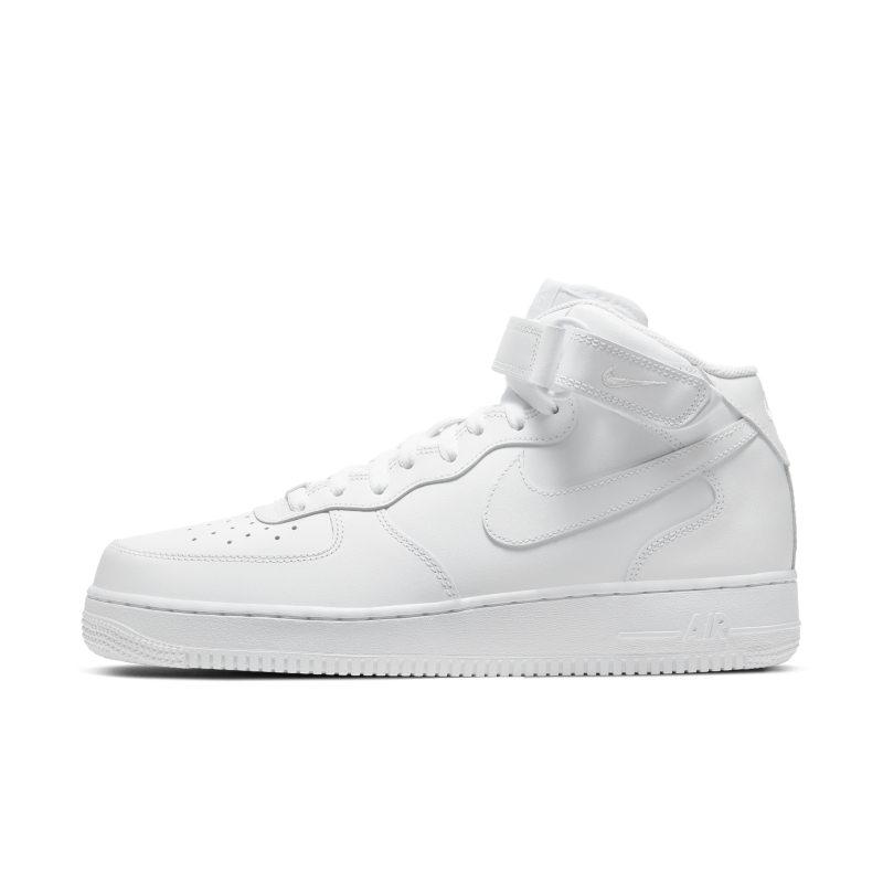 Nike Air Force 1 Mid'07 Herrenschuh – Weiß