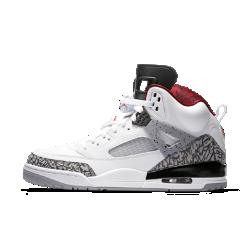 Мужские кроссовки Jordan SpizikeМужские кроссовки Jordan Spizike вдохновлены легендарной серией моделей: Jordan III, IV, V и VI. Отделка с принтом Elephant, вставки из решетчатой сетки, двойные вставки Nike Air и другиелегендарные элементы Jordan создают элегантную модель, вдохновленную Спайком Ли и сочетанием голливудского и баскетбольного стилей.<br>