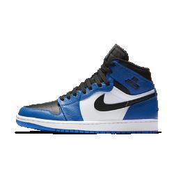 Мужские кроссовки Air Jordan I Retro HighМужские кроссовки Air Jordan I Retro High с минималистичным верхом как у оригинальной модели 1985 года создают культовый баскетбольный образ в фирменном стиле, обеспечивая легкость, амортизацию и комфорт.<br>