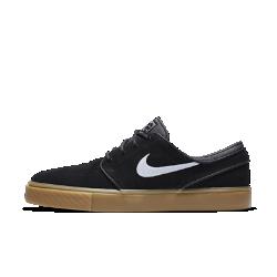 Мужская обувь для скейтбординга Nike SB Zoom Stefan JanoskiМужская обувь для скейтбординга Nike SB Zoom Stefan Janoski создана на основе опыта легендарного атлета и выполнена в уникальном стиле: низкий профиль, минималистичный образ имаксимальное сцепление с доской.<br>