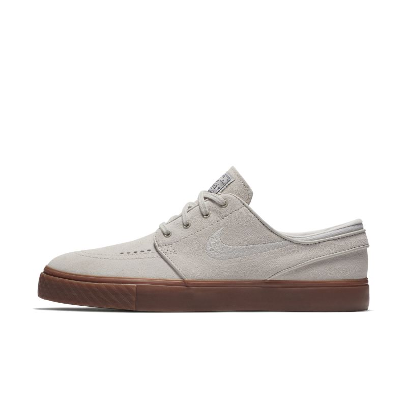 Nike Zoom Stefan Janoski Men's Skateboarding Shoe - Cream Image