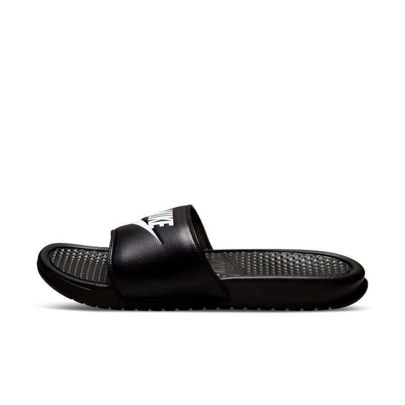Nike Benassi JDI Slipper voor heren - Zwart