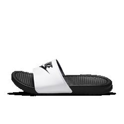 <ナイキ(NIKE)公式ストア>ナイキ ベナッシ スライド 343880-100 ホワイト ★30日間返品無料 / Nike+メンバー送料無料!画像