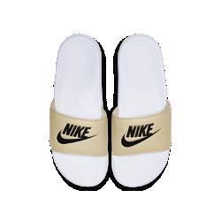 <ナイキ(NIKE)公式ストア>ナイキ ベナッシ スライド 343880-108 ホワイト ★30日間返品無料 / Nike+メンバー送料無料!画像