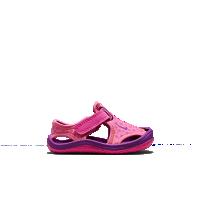 <ナイキ(NIKE)公式ストア> NEW ナイキ サンレイ プロテクト ベビー&ガールズサンダル 344993-603 ピンク 会員は送料無料画像