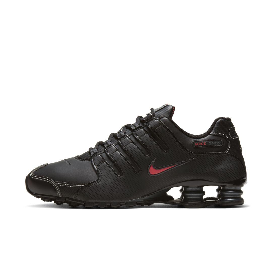 Nike Shox NZ Men's Shoe Size 13 (Black/White) 378341-017 ...