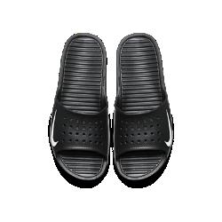 Мужские сланцы Nike SolarSoftМужские сланцы Nike SolarSoft идеально подходят для восстановления после интенсивных нагрузок в теплую погоду, обеспечивая мягкую амортизацию, усиливая циркуляцию воздуха и сцепление.<br>