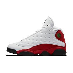 Мужские кроссовки Air Jordan 13 RetroМужские кроссовки Air Jordan 13 Retro сохранили амортизацию и классические элементы дизайна оригинальной баскетбольной модели.<br>
