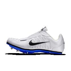 Шиповки унисекс для прыжков Nike Zoom LJ 4Шиповки унисекс для прыжков Nike Zoom LJ 4 созданы с применением передовой технологии специально для прыжков в длину и прыжков с шестом. Эти легкие кроссовки с семью шипами на подошве обеспечивают идеальное сцепление, мягкую амортизацию и идеальное прилегание, позволяя тебе брать новые высоты.<br>