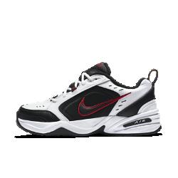 <ナイキ(NIKE)公式ストア>ナイキ エア モナーク IV ライフスタイル/ジムシューズ 415445-101 ホワイト 30日間返品無料 / Nike+メンバー送料無料画像