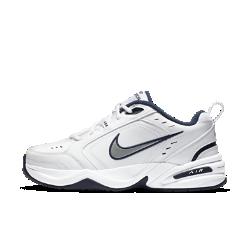 <ナイキ(NIKE)公式ストア>ナイキ エア モナーク IV ライフスタイル/ジムシューズ 415445-102 ホワイト 30日間返品無料 / Nike+メンバー送料無料画像