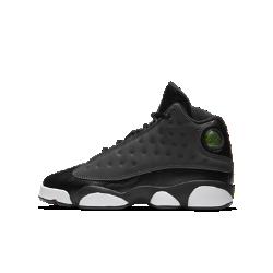 Кроссовки для школьников Air Jordan 13 RetroКроссовки для школьников Air Jordan 13 Retro — это легендарная баскетбольная модель с обновленными элементами. Амортизация Nike Air защищает от ударных нагрузок, обеспечиваямягкость, легкость и комфорт.<br>