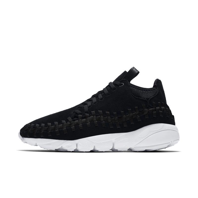 Nike Air Footscape Woven Chukka Men's Shoe - Black