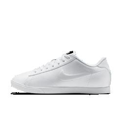 Женские кроссовки Nike Racquette LeatherОбтекаемые женские кроссовки Nike Racquette Leather из первоклассной кожи привносят изящества в классический теннисный стиль. Прочные и невероятно комфортные, они не толькоотлично сидят на ноге, но и выглядят превосходно.<br>