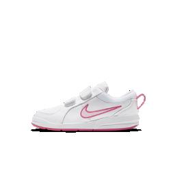 Кроссовки для девочек Nike Pico 4Кроссовки для девочек Nike Pico 4 обеспечивают надежную посадку и отличное сцепление специально для растущей стопы. Эти кроссовки, разработанные специально для детей,легко надевать и снимать.<br>