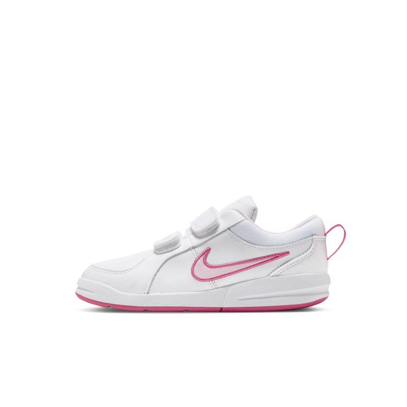 new styles 6cfe4 4788c Sko Nike Pico 4 för tjejer (storlek 27,5-35) - Vit