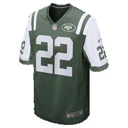 Мужское джерси для американского футбола NFL New York Jets (Matt Forte) Game JerseyБолей за любимую команду в джерси NFL New York Jets, вдохновленном настоящей игровой формой, и сохраняй абсолютный комфорт.<br>