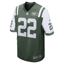 Image of Maglia da football americano NFL New York Jets (Matt Forte) Home Game - Uomo