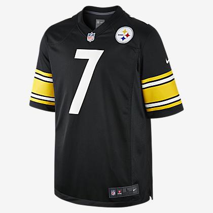 944cd163a0f NFL Pittsburgh Steelers (Ben Roethlisberger) Women s Football Home ...