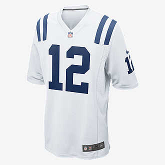 385b9403d NFL Indianapolis Colts Game Jersey (Andrew Luck)