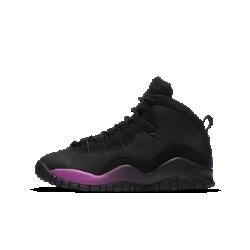 Air Jordan X Retro (3-9) Older Kids' Basketball Shoe