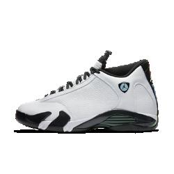Мужские кроссовки Air Jordan 14 RetroМужские кроссовки Air Jordan 14 Retro сочетают в себе легендарный стиль и комфорт и обладают отличной амортизацией благодаря вставкам Nike Air.<br>