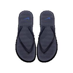 Мужские сланцы Nike Solarsoft IIМужские сланцы Nike Solarsoft II быстро высыхают, обеспечивают амортизацию и создают ощущение комфорта до и после соревнований.<br>