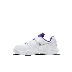 Теннисные кроссовки для дошкольников NikeCourt City Court 7Теннисные кроссовки для дошкольников NikeCourt City Court 7 обеспечивают прочность и комфорт при игре на любом уровне.<br>
