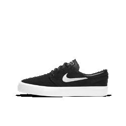 Обувь для скейтбординга для школьников Nike SB Zoom Stefan JanoskiВерх модели для скейтбординга для школьников Nike SB Zoom Stefan Janoski выполнен из кожи. Амортизирующая подошва обеспечивает удобную посадку и уверенное сцепление с доской.<br>