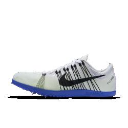 Шиповки унисекс для бега на средние дистанции Nike Zoom Matumbo 2Шиповки унисекс для бега Nike Zoom Matumbo 2 идеально подходят для длинных дистанций и разных типов поверхности благодаря невероятно легкой конструкции, мягкому амортизирующему материалу Flashlon и накладке на пятке из кожи акулы, которая обеспечивает дополнительное сцепление.<br>
