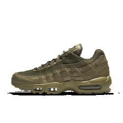 Мужские кроссовки Nike Air Max 95 PremiumNike Air Max 95стали первыми кроссовками с видимой амортизирующей вставкой Nike Air в передней части. Мужские кроссовки Nike Air Max 95 Premium — обновленное исполнение легендарной модели изпервоклассных материалов для элегантного образа.<br>